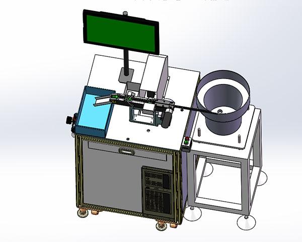 天将自动化--垫片CCD检测机