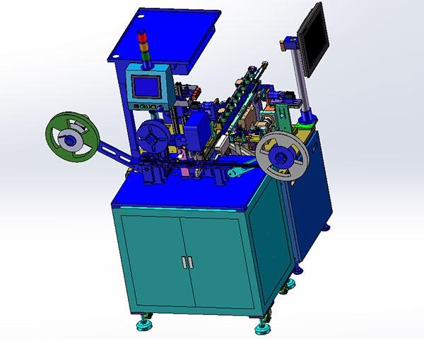 天将自动化--CCD自动检测包装机